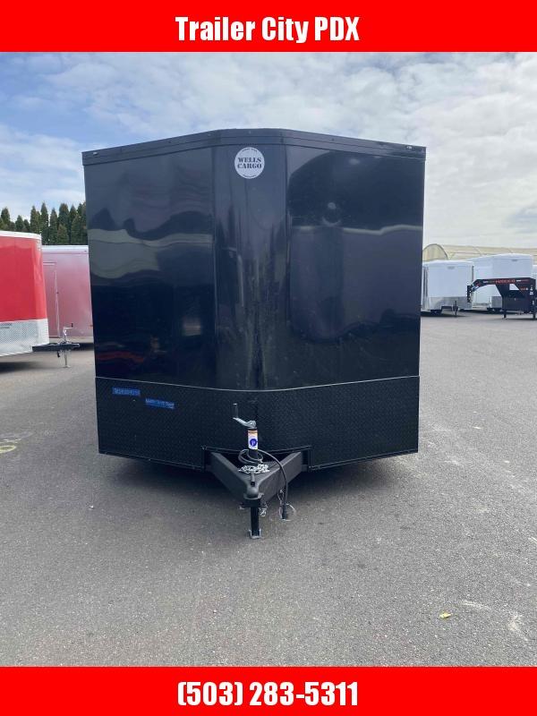 2021 Wells Cargo 8 X 24 L Enclosed Cargo Trailer