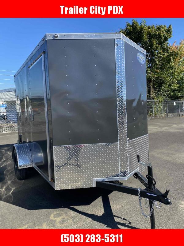 Continental Cargo 6 X 10 3K CARGO TALL Enclosed Cargo Trailer