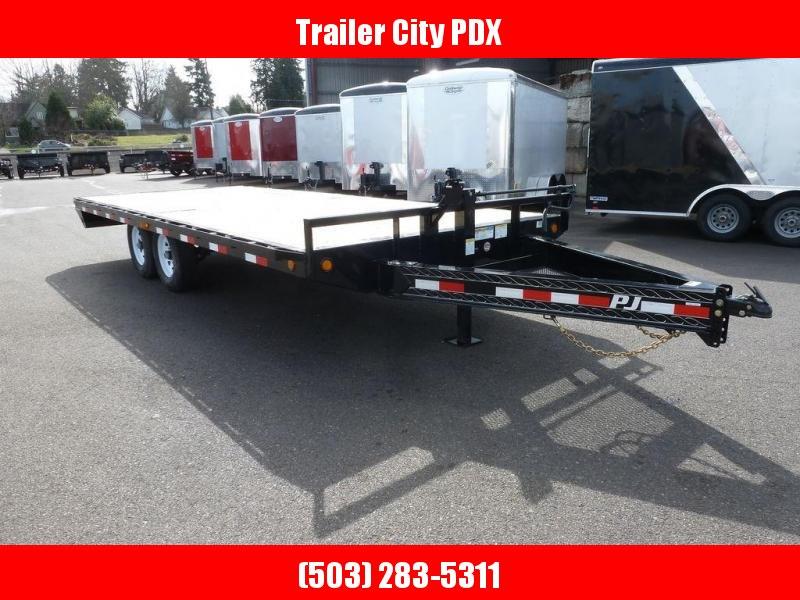 PJ Trailers 8.5X20 14K DECKOVER