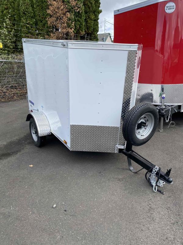 4 X 6 2K Enclosed Cargo Trailer