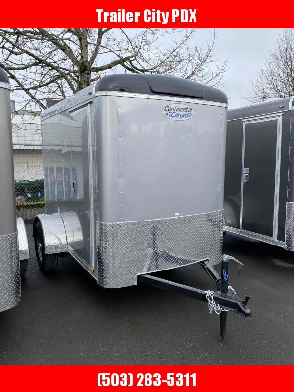 2021 Continental Cargo 5x 8 3k RAMP SUPER TALL DIAMOND ICE Enclosed Cargo Trailer