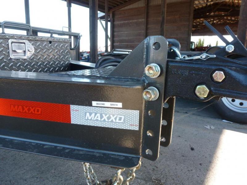 MAXXD 8.5X24 14K DECKOVER POWERTILT