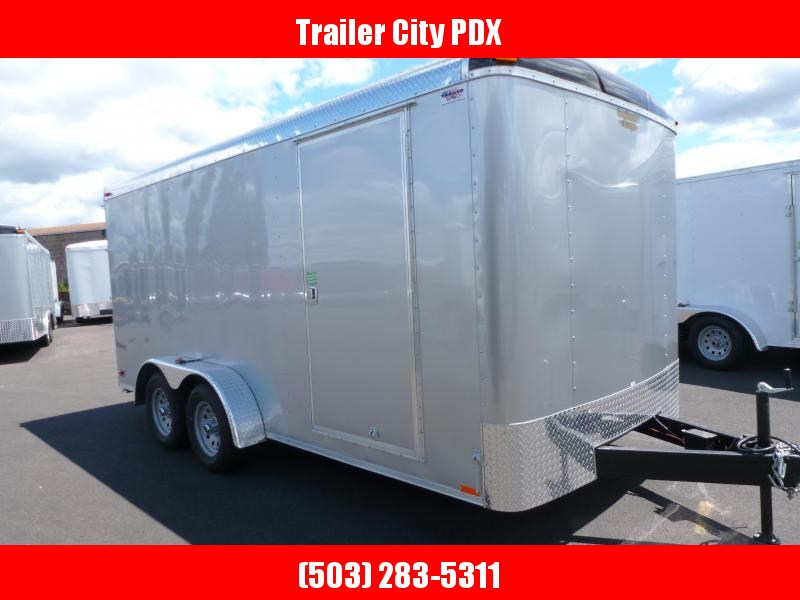2021 Continental Cargo 7X 16 10K DIAMOND ICE Enclosed Cargo Trailer