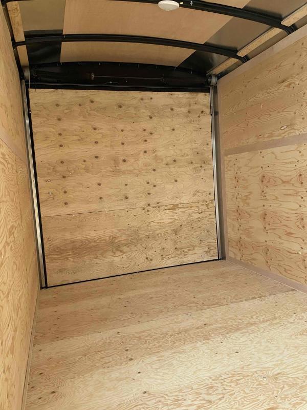 2021 Continental Cargo 7X 16 10K DIAMOND ICE Enclosed Cargo Trailer