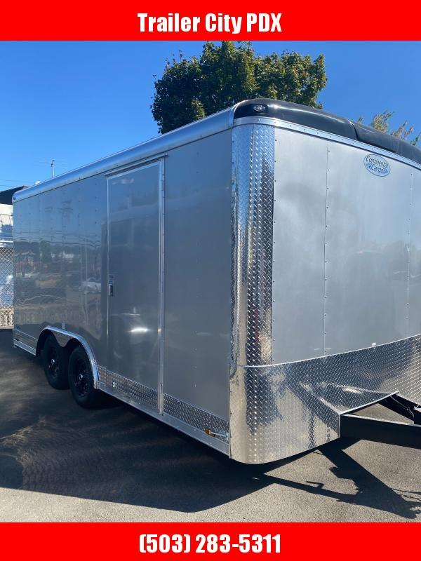 Continental Cargo 8 X 16 RAMP TALL Enclosed Cargo Trailer