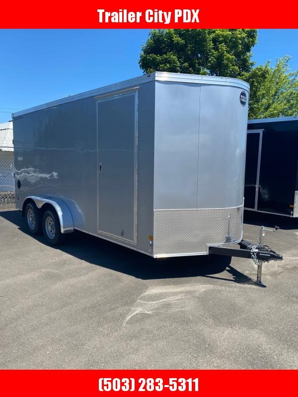 Wells Cargo 7X16 7K Enclosed Cargo Trailer