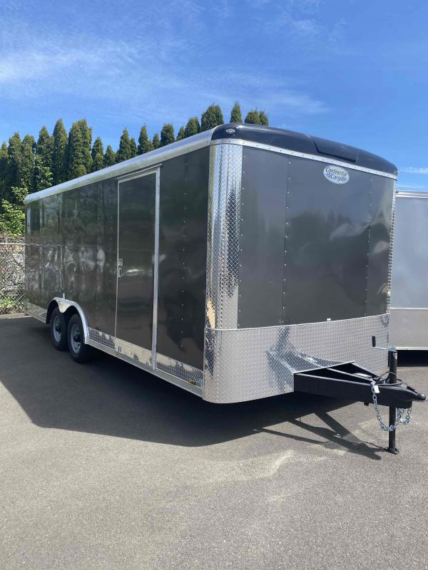 Continental Cargo TW820TA3 Enclosed Cargo Trailer