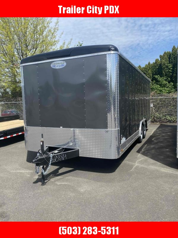 Continental Cargo TW820TA3 Enclosed Cargo Trailer