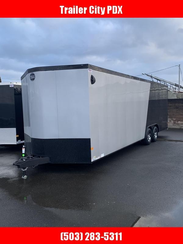 2021 Wells Cargo RFV 8.5X24 T3 10K Car / Racing Trailer