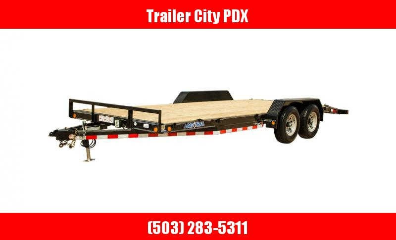 Load Trail 83 x 20 14K CAR HAULER Trailer