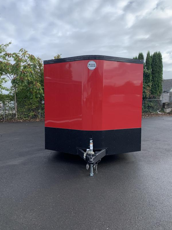 2021 Wells Cargo RFV 8.5X24 T3 Enclosed Cargo Trailer