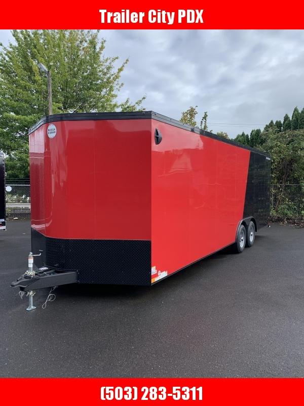 2021 Wells Cargo RFV 8.5X24 T3 Enclosed Cargo Trailer
