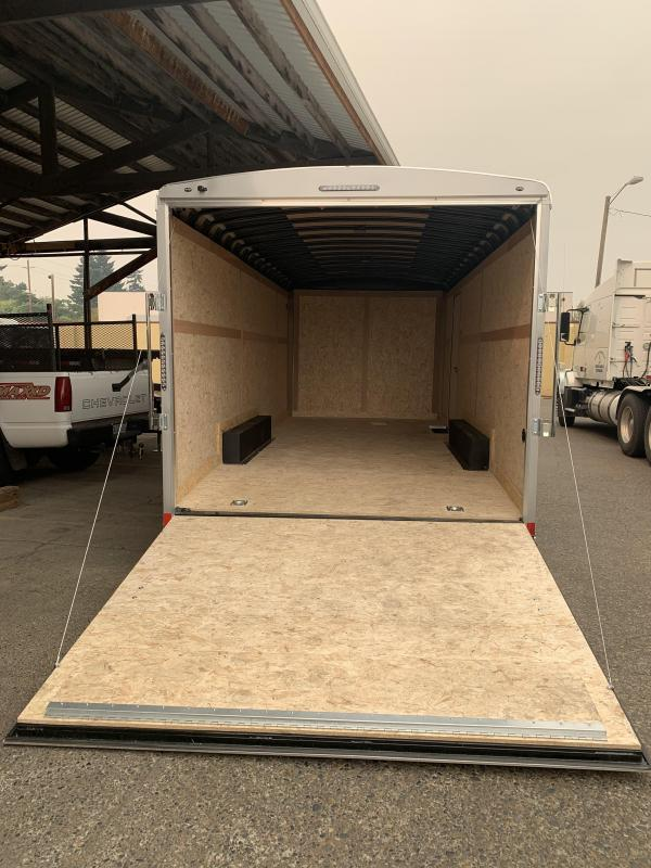 2021 Wells Cargo RF8520T3 Enclosed Cargo Trailer