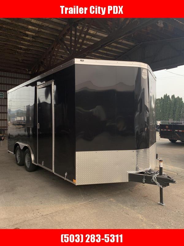 2021 Wells Cargo RFV8516T2 Enclosed Cargo Trailer