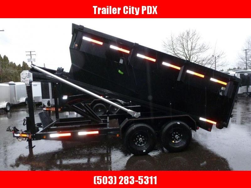 Maxey 83X14 14K Roll-Off Dump w/Electric Tarp