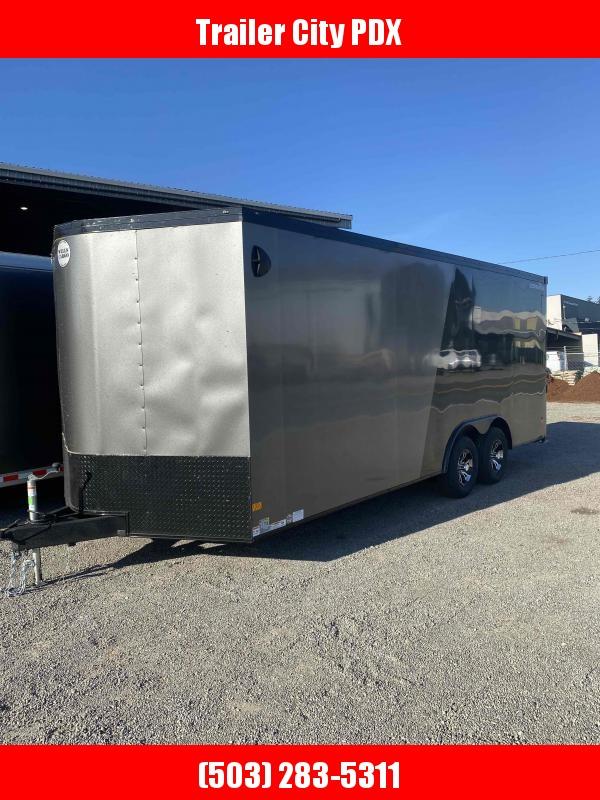 2021 Wells Cargo RFV 8.5 X 20 10K CAR HAULER Enclosed Cargo Trailer