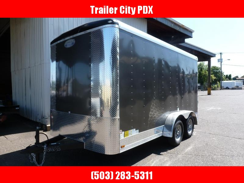 2020 Continental Cargo 7 X 14 7K TALL RAMP CHAR Enclosed Cargo Trailer
