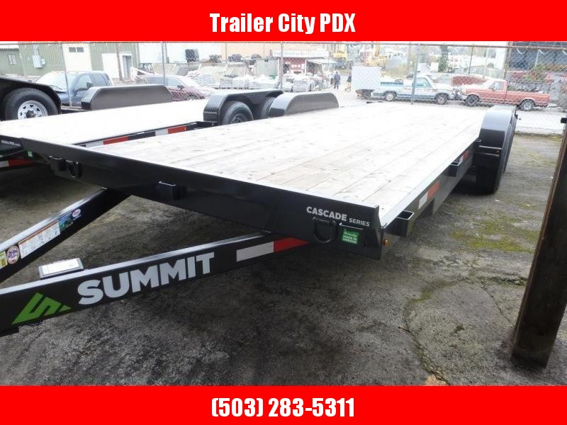 Summit 7X20  10K FLATBED CASCADE