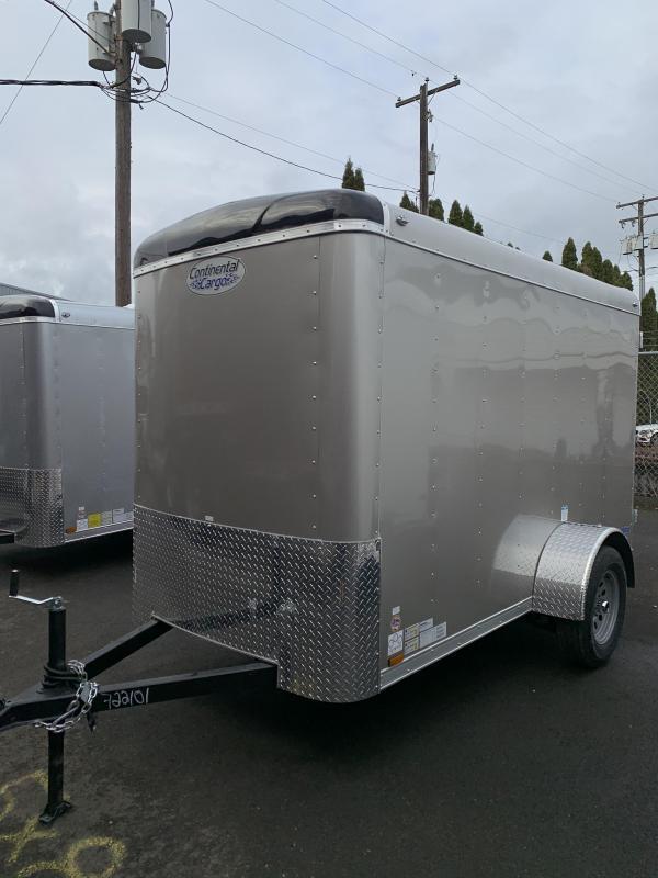 2021 Continental Cargo TW510SA Enclosed Cargo Trailer