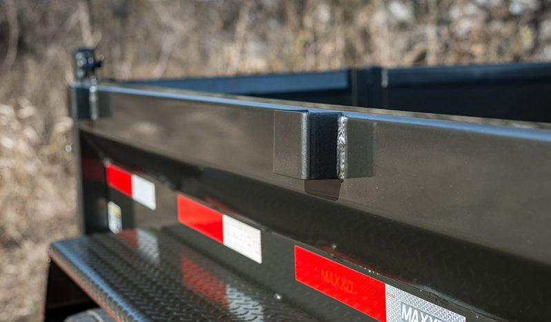 """MAXXD 6X12 12K 3FT SIDES 60"""" Scissor Lift Dump Trailer Dump Trailer"""