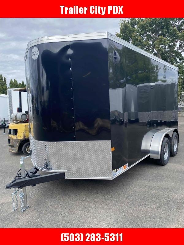 2021 Wells Cargo 7 X 14 RAMP ENCLOSED Enclosed Cargo Trailer