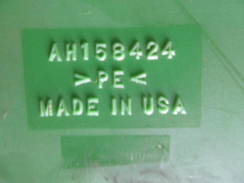 Used John Deere Permaglide Endpanel