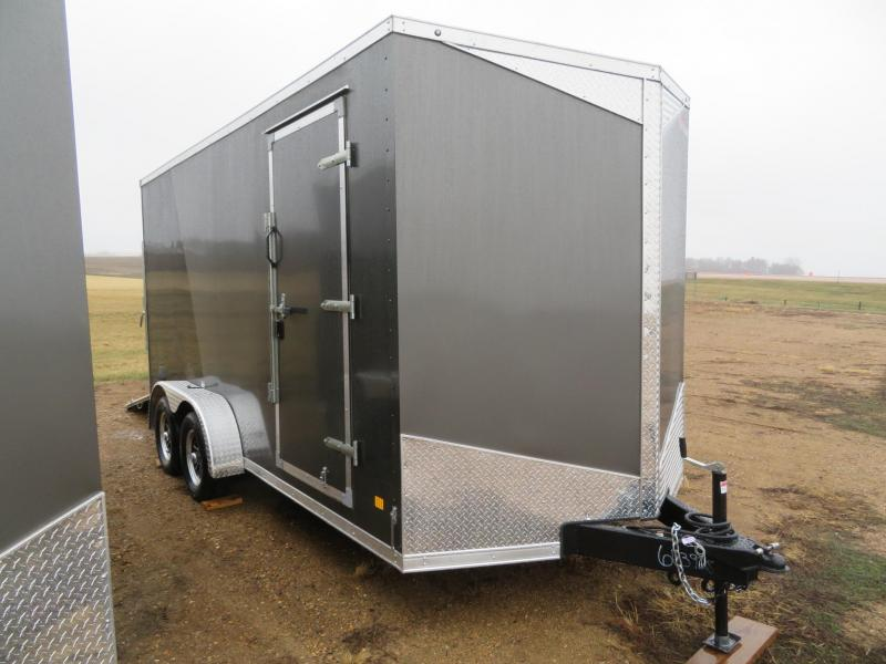 2021 RC Trailers 7 x 16 Enclosed Cargo Trailer