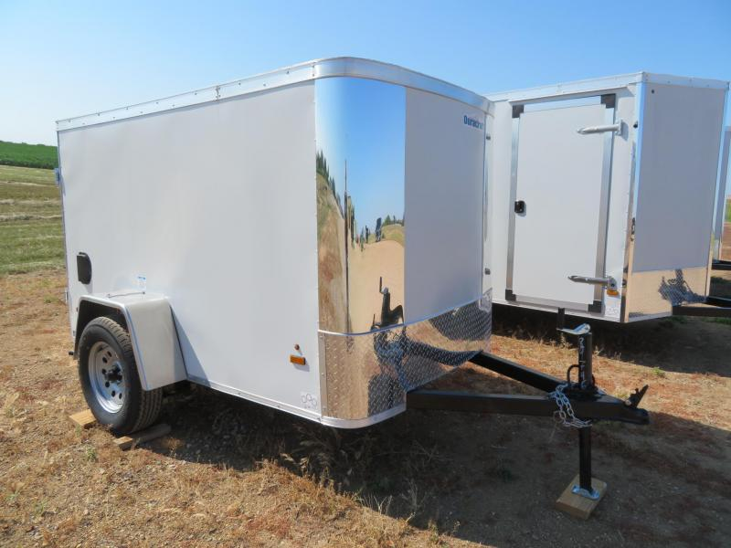 2021 Forest River 5 x 8 Enclosed Cargo Trailer