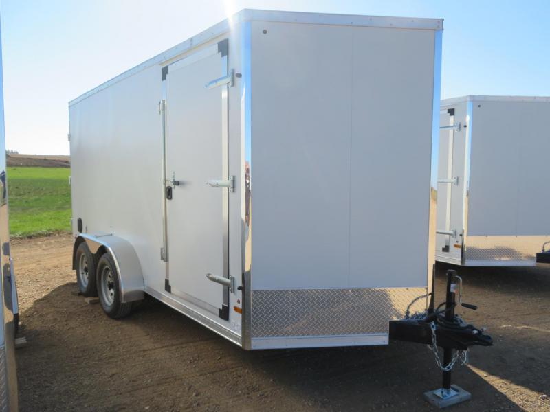 2022 US Cargo 7 x 14 Enclosed Cargo Trailer