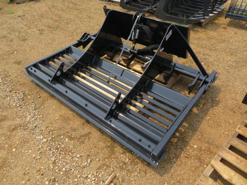 "New Jenkins 78"" Skid Steer Land Leveler"
