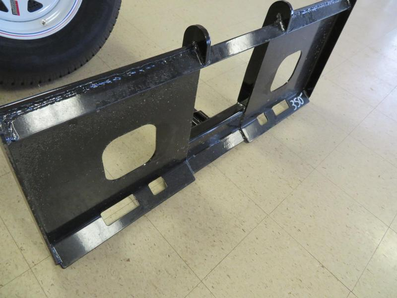 New MDS Skid Steer Trailer Mover