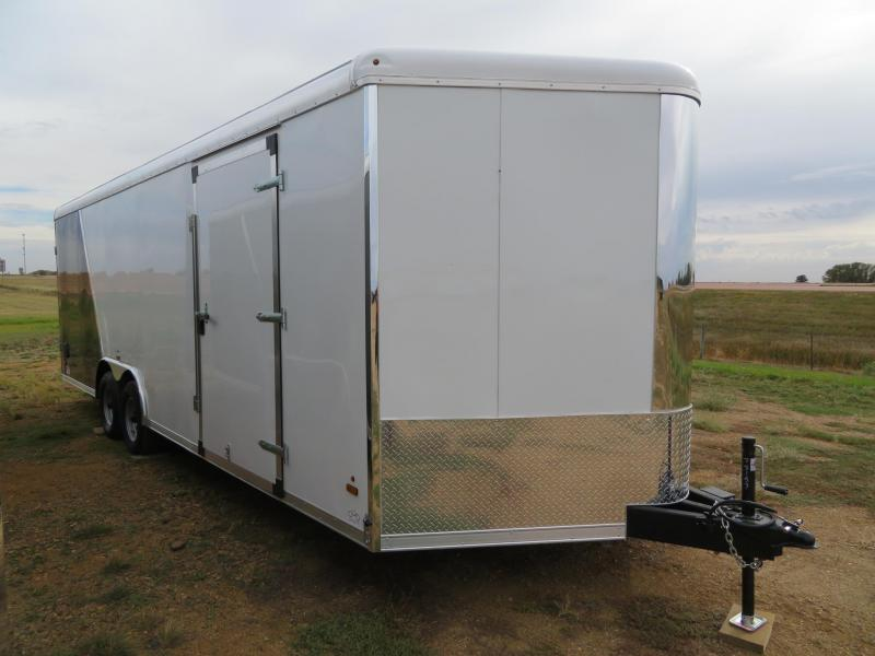 2021 US Cargo 8.5 x 24 Enclosed UTV / Carhauler Cargo Trailer