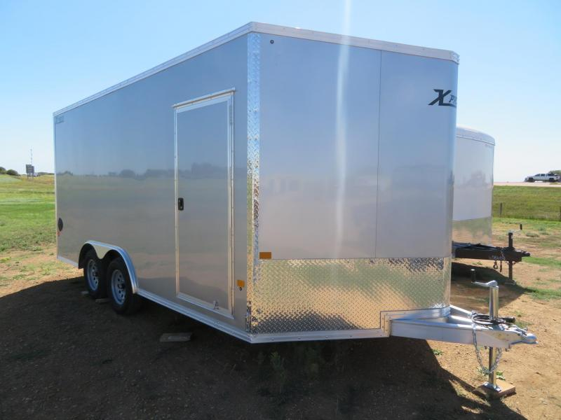 2021 High Country 8.5 x 16 Enclosed Cargo Trailer
