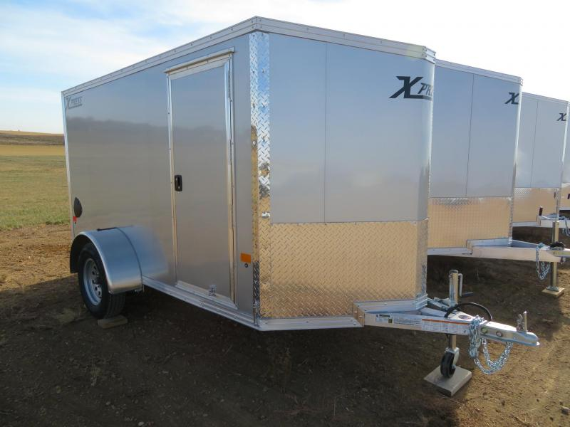 2021 High Country 5 x 10 Enclosed Cargo Trailer