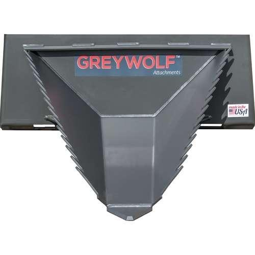 New GreyWolf Skid Steer Stump Bucket