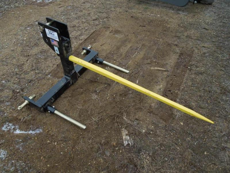 Used MDS Econo 3 Point Bale Spear