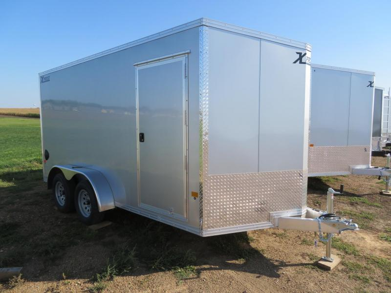 2022 High Country 7 x 14 Enclosed Cargo Trailer