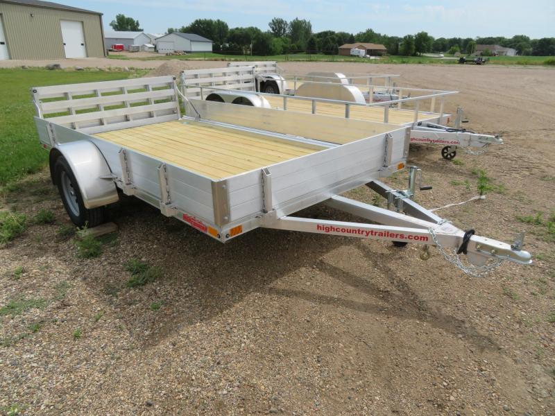 2020 High Country 80 x 12 Utility Trailer