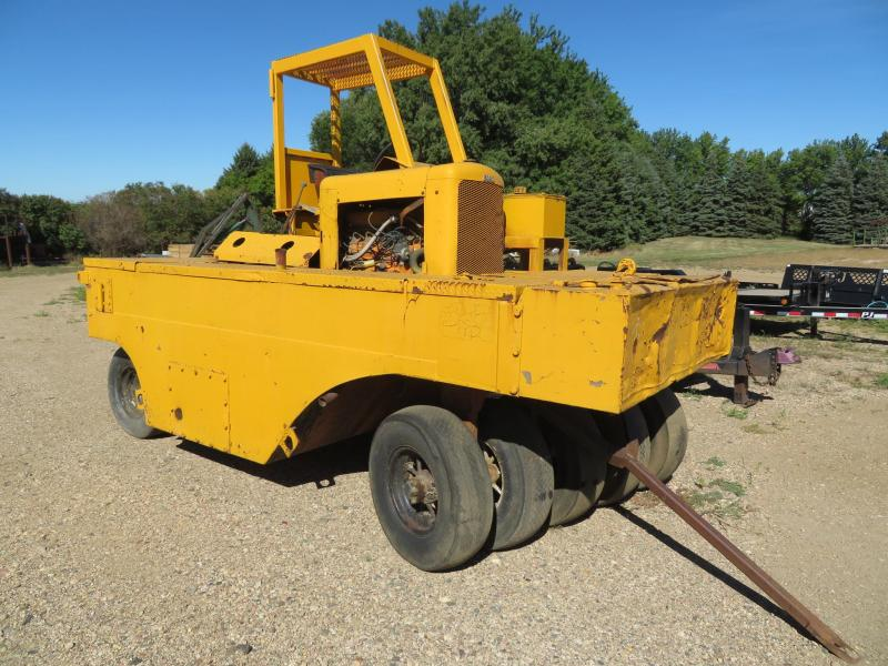 Rosco SR9T Pulltype Packer / Roller