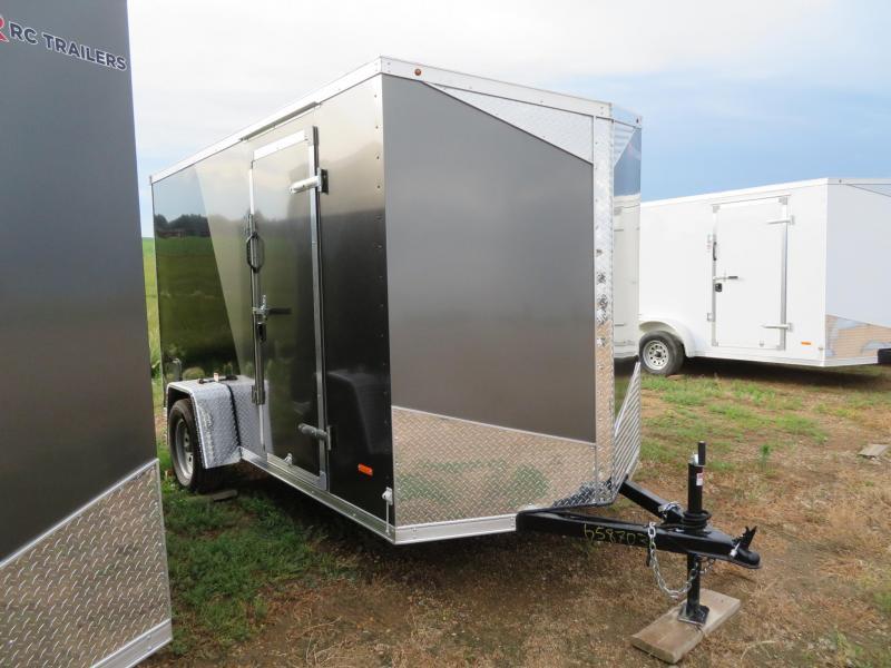 2020 RC 6 x 12 Enclosed Cargo Trailer