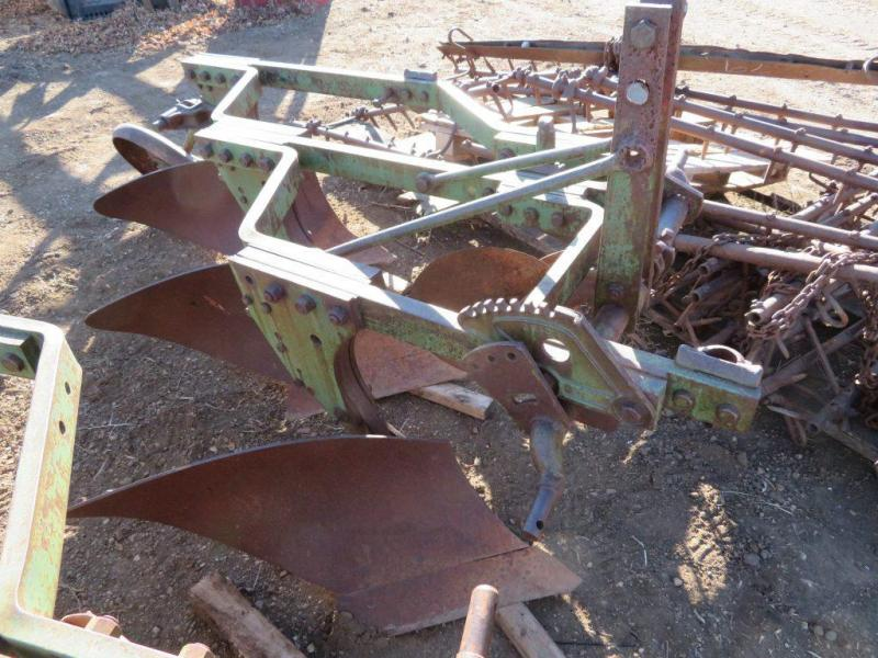 Used John Deere 3 Bottom Plow - 3 Point