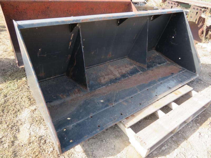 Koyker 6' Loader Bucket