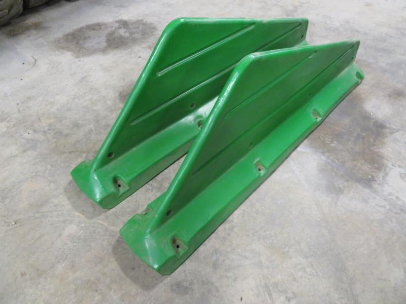 New POLYTIN Tall Corn Shields for Low Tin Cornheads