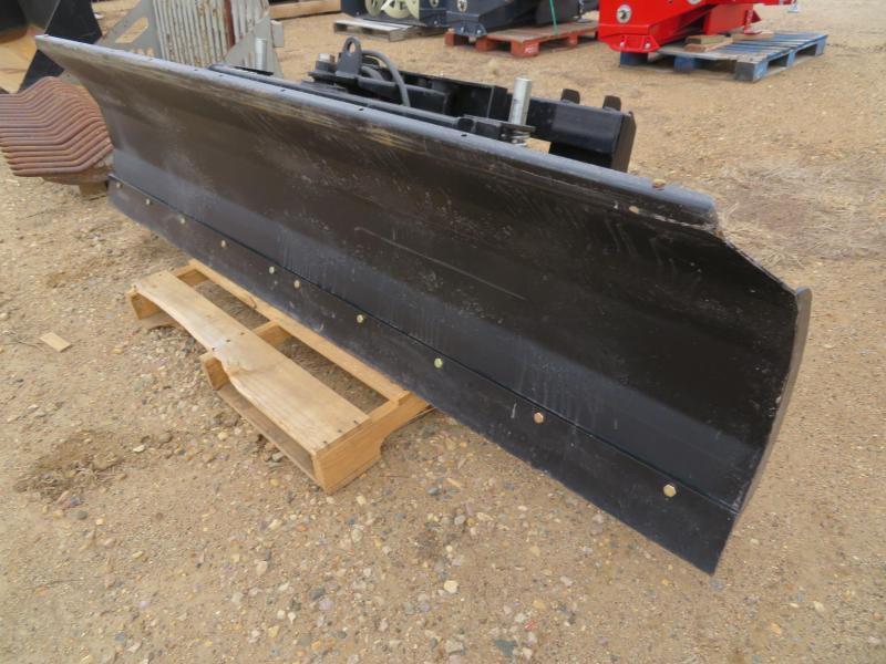 2017 Titan 94 Skid Steer Hydraulic Blade / Snow Blade