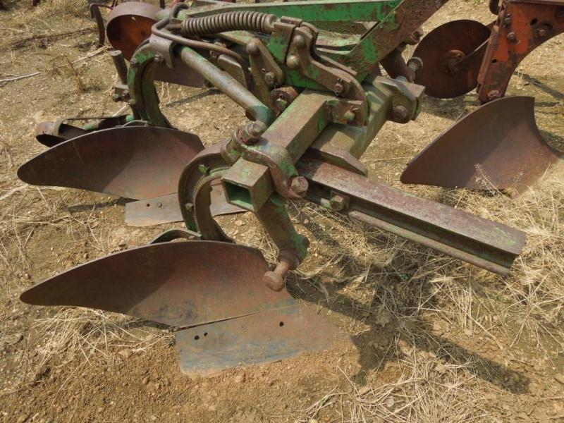 Used Case 2 Bottom Plow