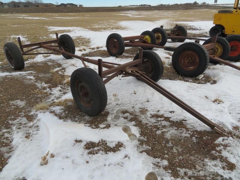 Used Wagon Running Gear