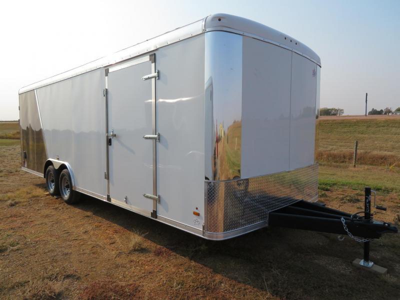 2021 US Cargo 8.5 x 24 Enclosed Cargo Trailer