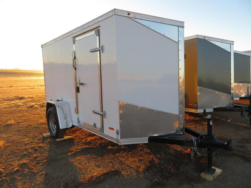 2021 RC 5 x 10 Enclosed Cargo Trailer