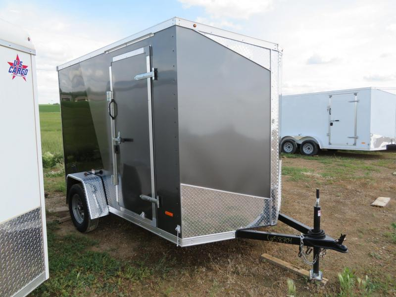 2021 RC 6 x 10 Enclosed Cargo Trailer