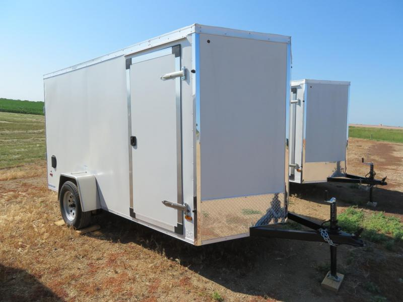 2021 Forest River 6 x 12 Enclosed Cargo Trailer